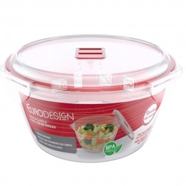Mini Caçarola Para Freezer E Microondas- EURO HOME