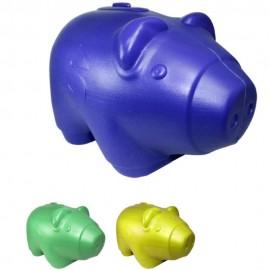 Cofre Porco Big Cores Sortidas- LE PLASTIC