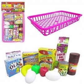 Brinquedo Mini Mercado Pica Pau- LE PLASTIC