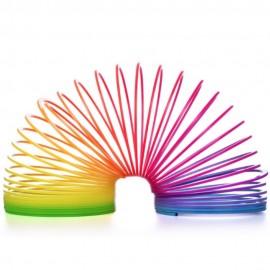 Brinquedo Mola Maluca Multicolor- LE PLASTIC