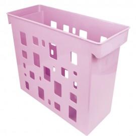 Caixa Arquivo Rosa Pastel Color- DELLO