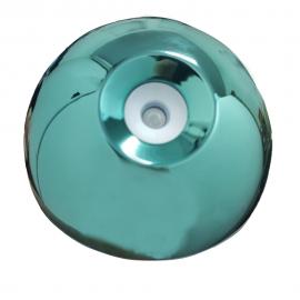 Umidificador De Aroma Ultrassônico Verde Metálico-BEST ESTRELA