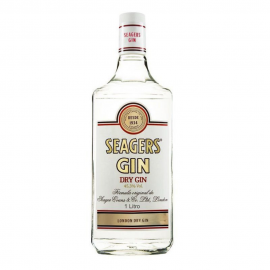 Gin Dry Seagers 1L-STOCK