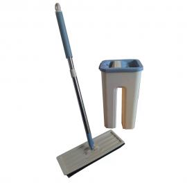 Mop Flat Para Limpeza Master Clean Creme-TOP ÚTIL