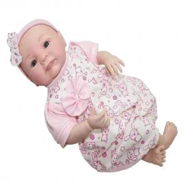 Boneca Mariazinha Coleção Doll Realist-SID-NYL