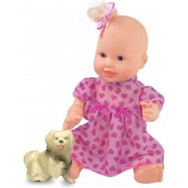 Boneca Mandinha E Seu Pet- APOLO