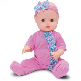 Boneca BabyZinha Com Cheirinho De Talco-SID-NYL