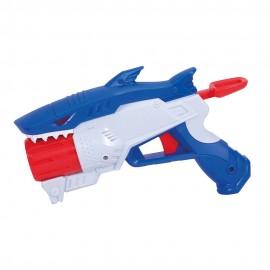 Pistola Lança Dardo Super Shot Shark- DM TOYS