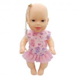 Boneca Tekinha Trança com Tesoura-SID-NYL