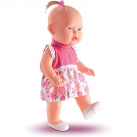 Boneca Bebê Blá Blá Blá Fala 20 Frases-SID-NYL