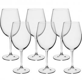 Jogo de 6 Taças Red Wine Coleção Colibri 580ml-BOHEMIA