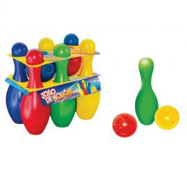 Jogo de Boliche Infantil Colorido 951-APOLO