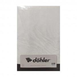 Toalha de Mesa Mantel  Clean Quadrada Edite 140X140M-DÖHLER