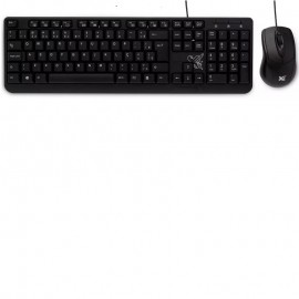 Teclado e Mouse  Essential Multimídia USB 2.0- MAXPRINT