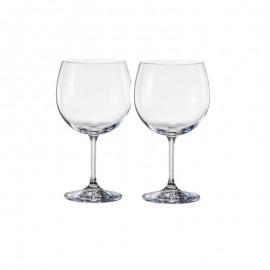 Conjunto 2 Taças Gin Anna Em Cristal 600Ml- BOHEMIA