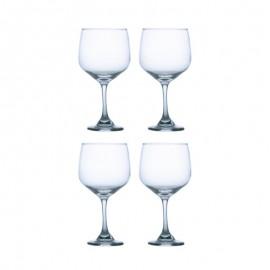Conjunto 4 Taças De Gin Ginebra 653Ml- CASA LINDA