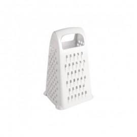 Ralador  De Plástico Branco- PLASUTIL