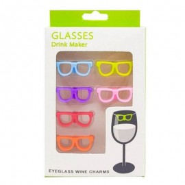 Glasses Drink Maker Marcadores Para Taças De Vinho-  ISANOG