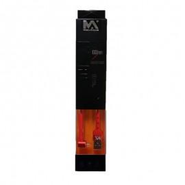 Cabo De Dados E Carga Rápida 3.1A Micro USB- MAX MIDIA