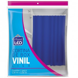 Cortina De Box Vinil Lisa- PLAST LEO