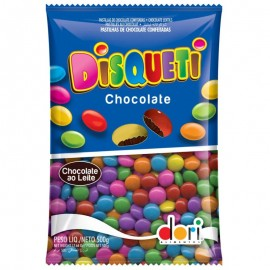 Disqueti Chocolate 500G-DORI