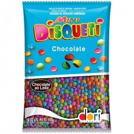 Mini Disqueti Chocolate 500G-DORI