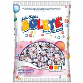 Pacote De Balas Chicle Bolete 600G-DORI