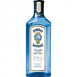 Gin Bombay Sapphire Dry London 750ML-BACARDI