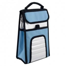 Bolsa Térmica Ice Cooler 4,5 L Azul- MOR