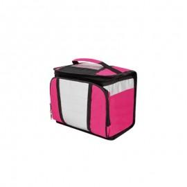 Bolsa Térmica Ice Cooler 7,5L Rosa- MOR