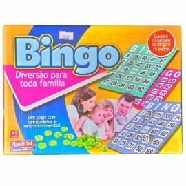 Jogo Bingo- PLASBRINK