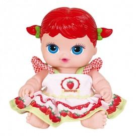 Boneca Frutinhas Morango- COTIPLÁS