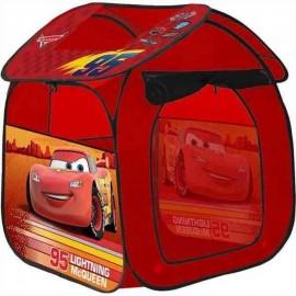 Barraca Infantil Portátil Casa Disney Pixar Carros Relâmpago MCQueen- ZIPPY TOYS