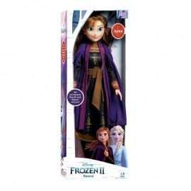 Boneca Anna Articulada 55 Cm My Size Disney Frozen 2- BABY BRINK