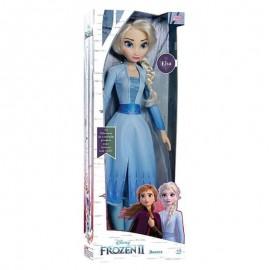 Boneca Elsa Articulada 55 Cm My Size Disney Frozen 2- BABY BRINK