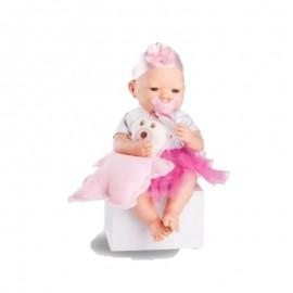 Boneca Bebezinho Real-ROMA