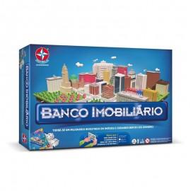 Jogo Banco Imobiliário-ESTRELA