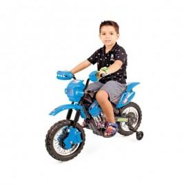 Moto Elétrica Infantil Moto Cross-XPLAST