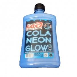 Cola Neon Glow Azul-RADEX