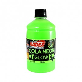 Cola Neon Glow Verde-RADEX