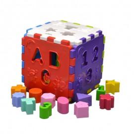 Cubo Didático-MERCOTOYS