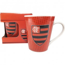 Caneca Clube De Regatas Do Flamengo- ALLMIX