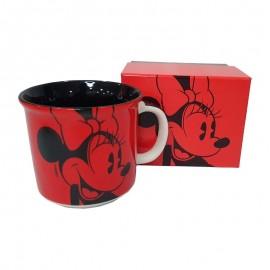 Caneca De Cerâmica Minnie 350Ml- ZONACRIATIVA