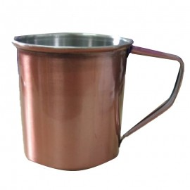 Caneca Inox 300 ML Rose Gold- FRATELLI