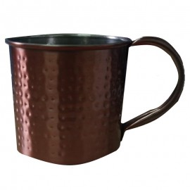 Caneca Inox 500 ML Rose Gold- FRATELLI