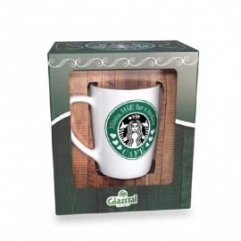 Caneca Mãe Melhor Café 300 ml-GLASSRAL