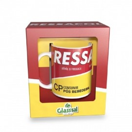 Caneca 300mL Ressacol Glassral