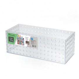Caixa Modular Empilhável N°6 Em Acrílico Transparente - ARTHI