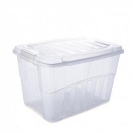 Caixa Organizadora Com Tampa Gran Box 19,8 L- PLASUTIL