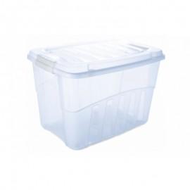 Caixa Organizadora Com Tampa Mix Palete Gran Box 19 L- PLASUTIL